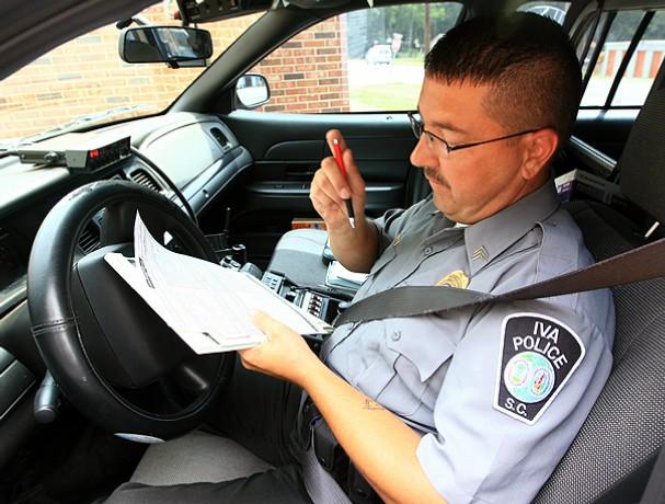 sc police officer